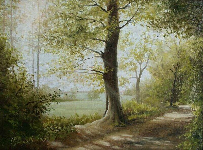 Белорусский художник Олег Чувашев. Нежные пейзажи и натюрморты 0 1110d4 3d46e2b9 XL