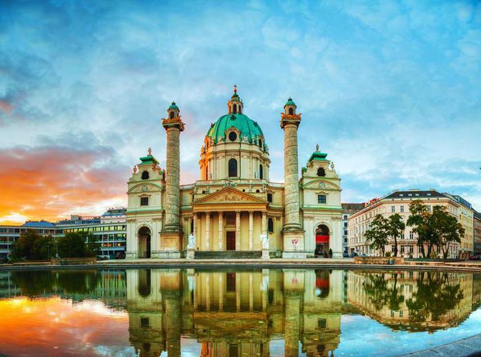 Фотографии прекрасного города Вены (Австрия) 0 10d5cd 891b9e07 orig