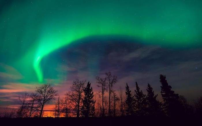 Красивые фотографии полярного сияния 0 10d64d 6dce283f orig