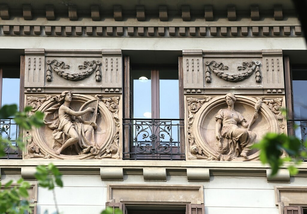 Барселона. Casa Rodolf Juncadella