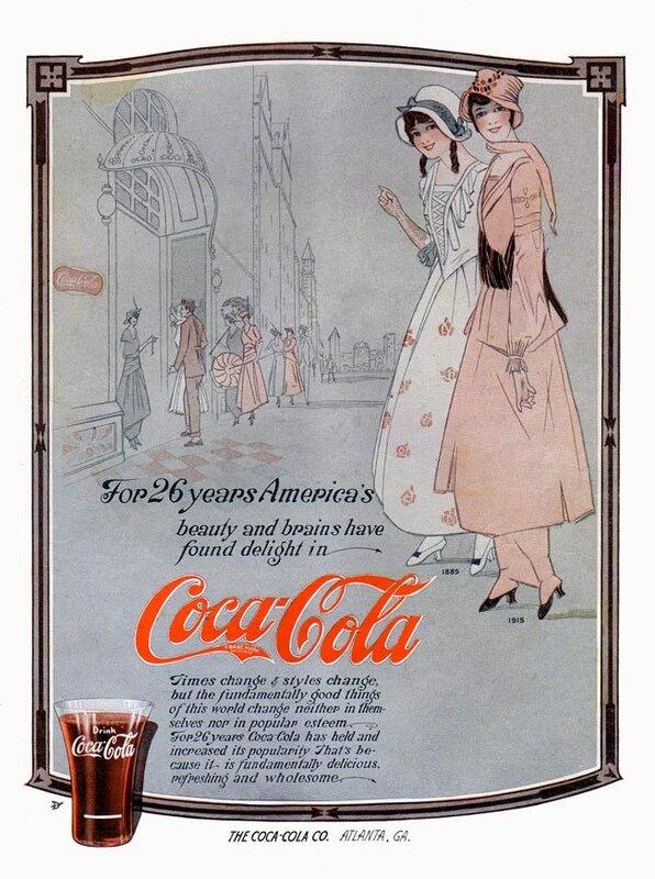 Coca-Cola, 1915
