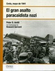 Книга El Gran Asalto Paracaidista Nazi: Creta, Mayo de 1941
