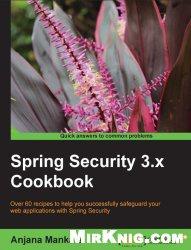 Книга Spring Security 3.x Cookbook
