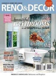 Журнал Reno & Decor - October/November 2014