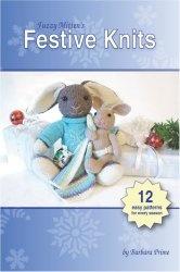 Книга Fuzzy Mittens. Festive Knits