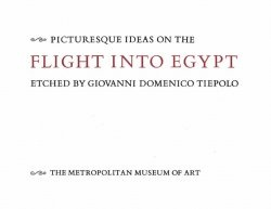 Книга Picturesque Ideas on the Flight into Egypt
