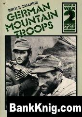 WWII Photo Album - German Mountain Troops pdf 58,87Мб
