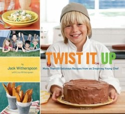 Книга Twist It Up: More Than 60 Delicious Recipes from an Inspiring Young Chef