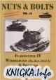 Книга Flakpanzer IV Wirbelwind (Sd.Kfz. 161.4) & Ostwind