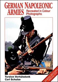 Книга Europa Military Special № 9 - German Napoleonic Armies