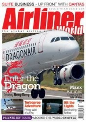 Журнал Airliner World №7 2015