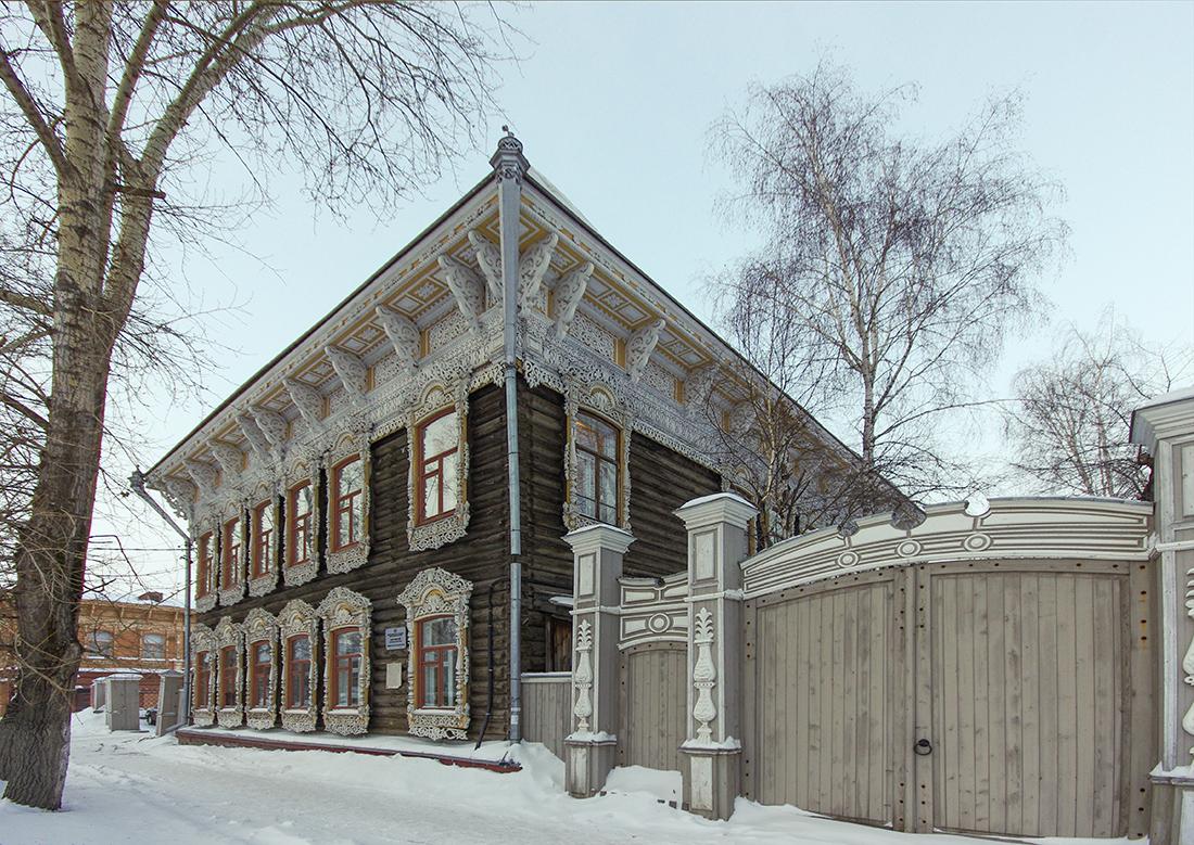 Дом на улице Шишкова