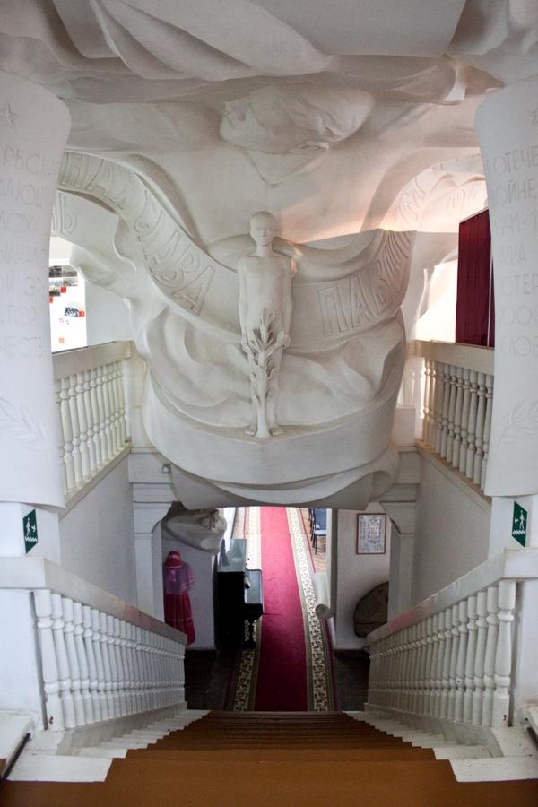Россия, Мордовия, музеи Саранска