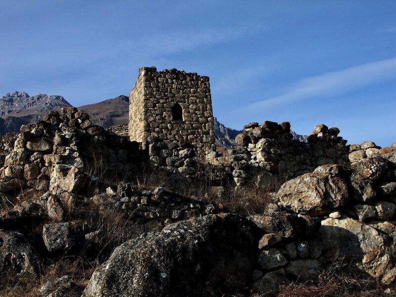 Древние развалины