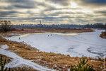 Зимой на реке Молога...
