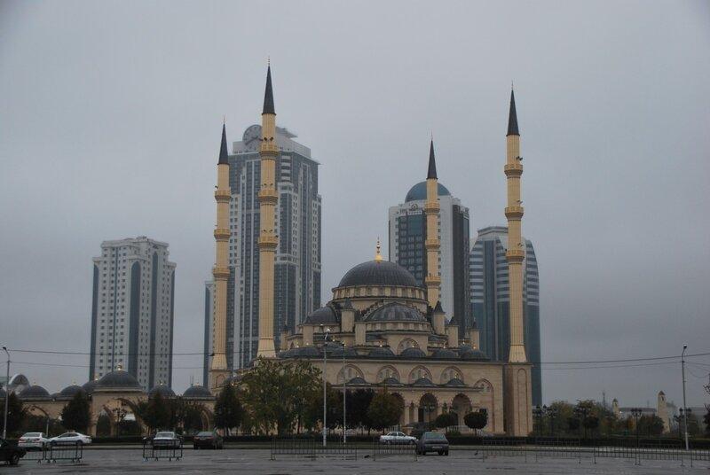 Сердце Чечни (мечеть)