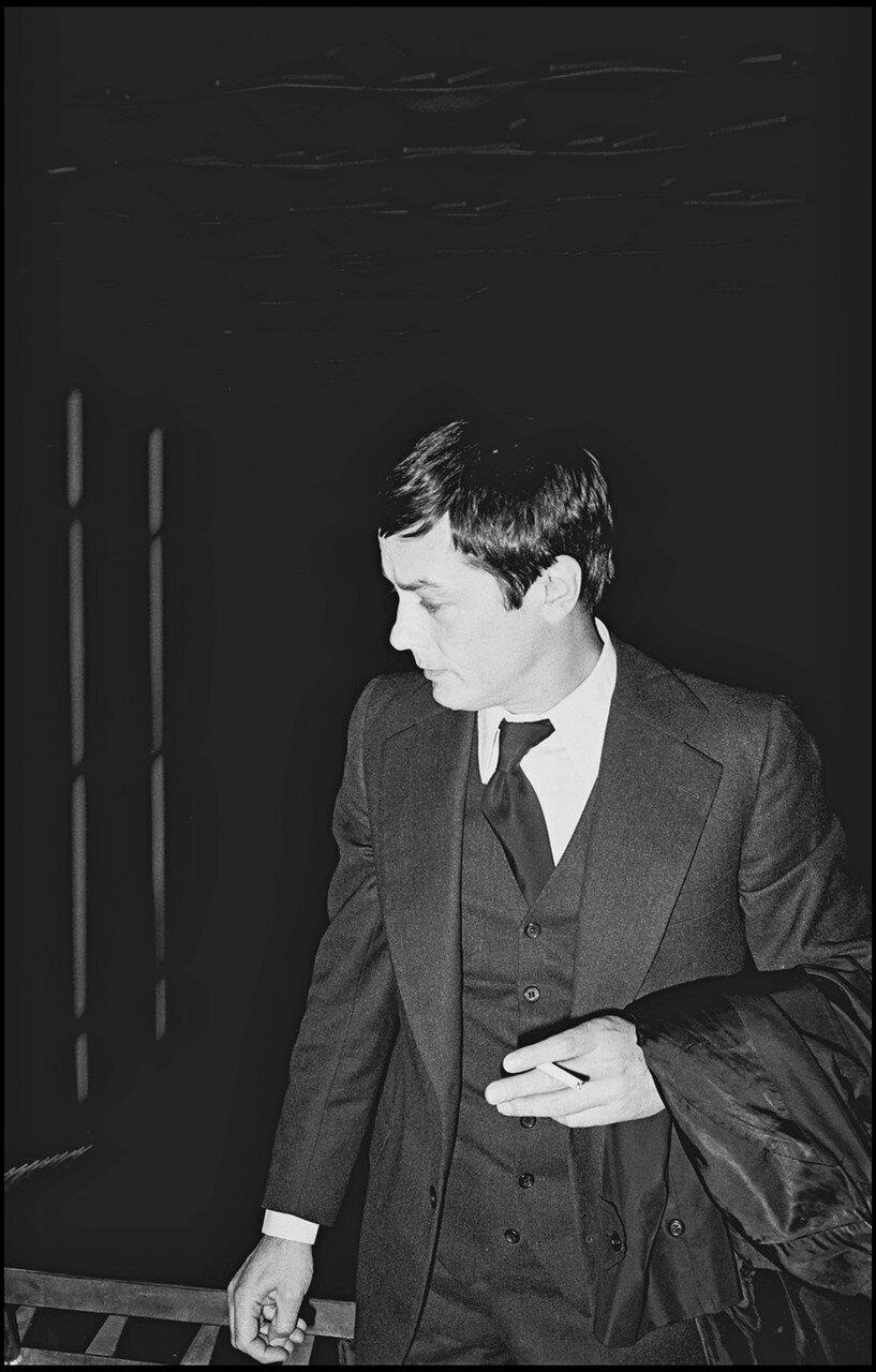 1975. На премьере «Цыгана»
