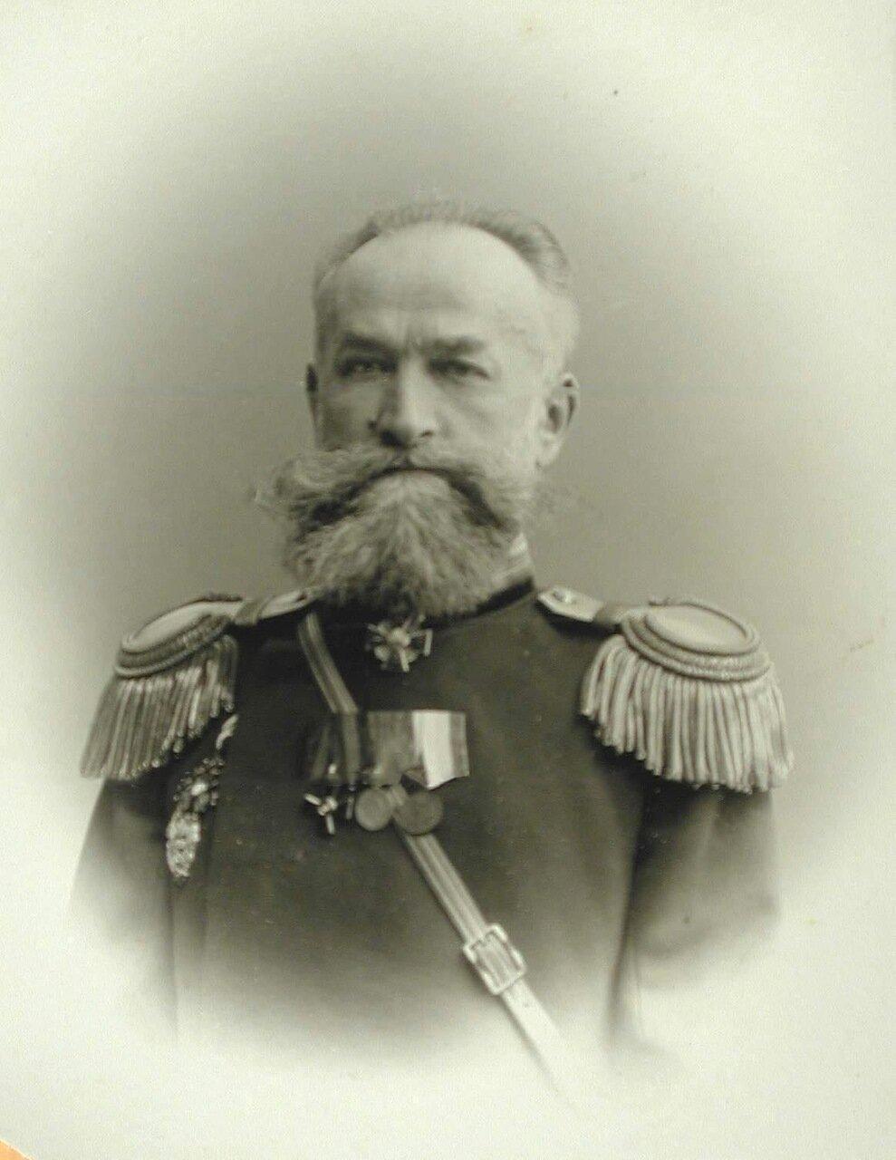 07. Рындин Иван Иванович - полковник, преподаватель училища