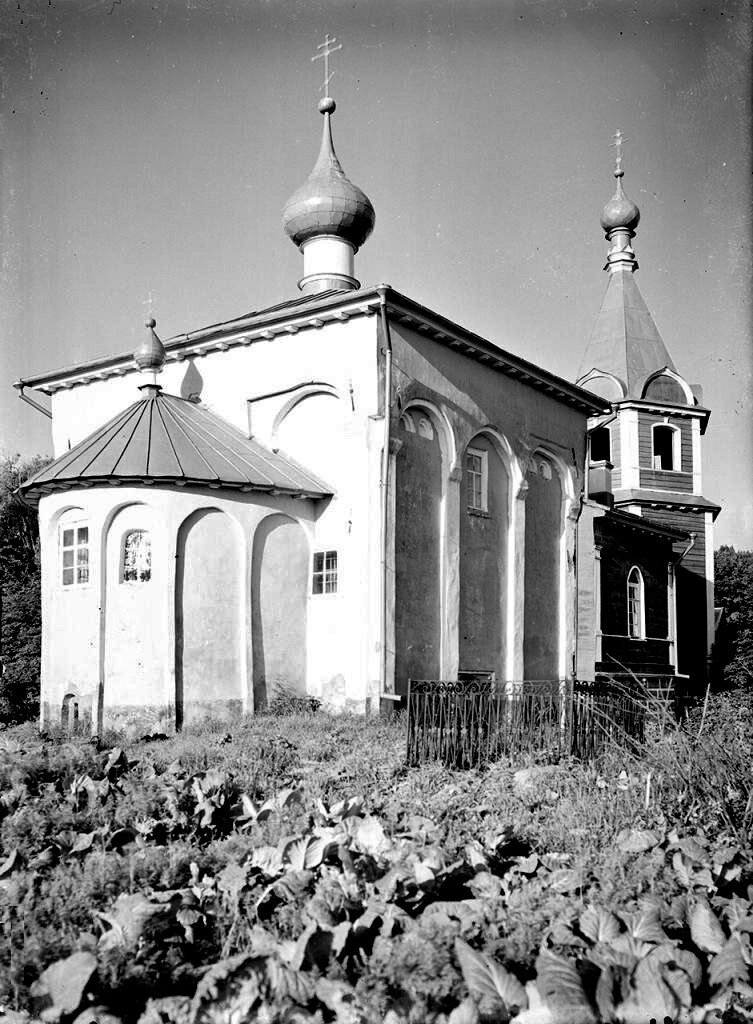 Церковь Св. Мины. 1910