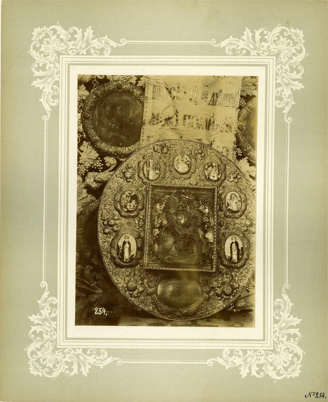 08. Иверская чудотворная икона Божией Матери
