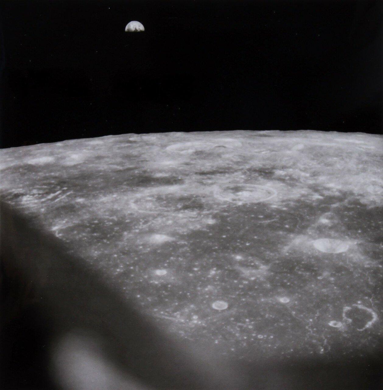 1969. май. Восход Земли