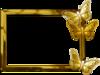 Золотые рамочки