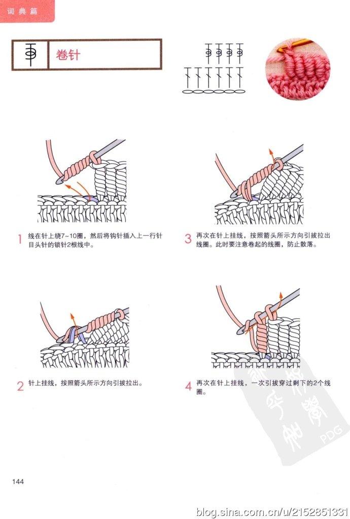 Как вязать крючком по схемам (1)