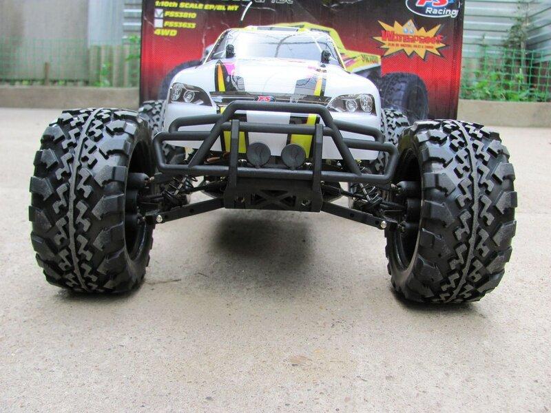 GearBest: Монстр-трак 10-го масштаба FS Racing FS-53810