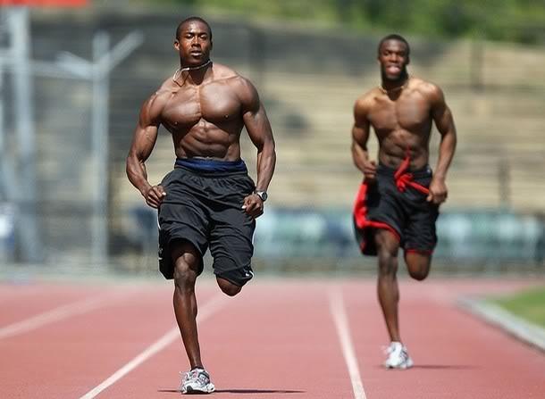 Упражнения для тренировки ног для бега