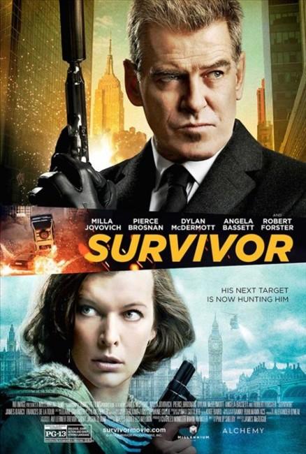 ��������� / Survivor (2015)