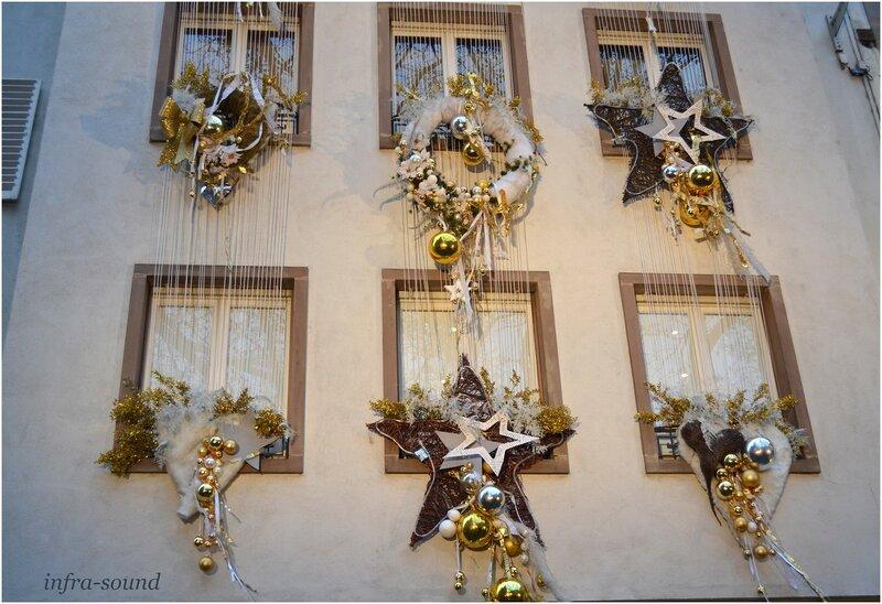 Праздничные окна