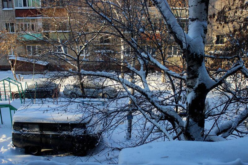 Мороз и солнце. 31 декабря 2014 г.