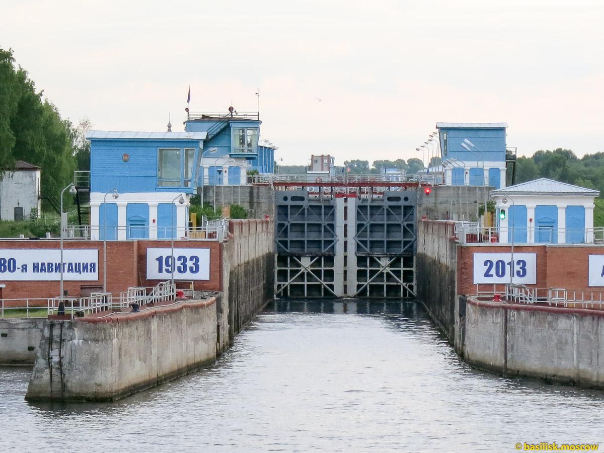 Круиз на теплоходе Москва - Соловки.