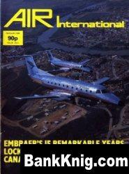 Журнал Air International 1985 №2  (v.28 n.2)