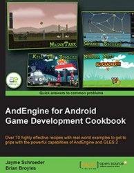 Книга AndEngine for Android Game Development Cookbook