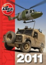 Книга Airfix 2011 Catalogue