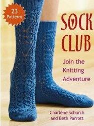 Книга Sock Club: Join the Knitting Adventure
