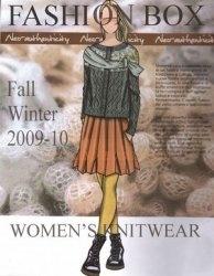 Журнал Fashion Box Women's Knitwear - Fall winter 2009-2010