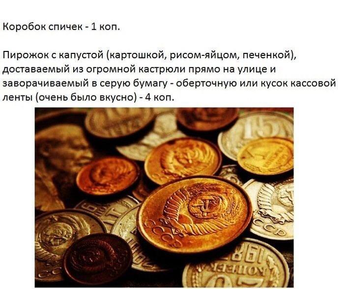 цены в СССР