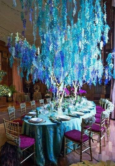 Как украсить зал для торжества