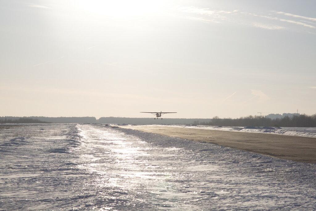 Вжик - полёты в Ступино