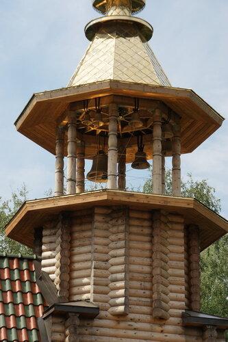 Церковь Спаса Всемилостивого в Сергиевом Посаде