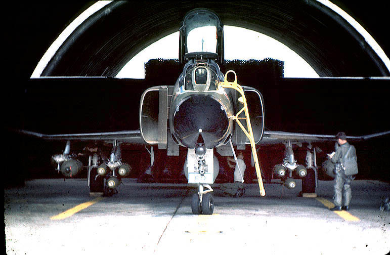 Check List Phantom F-4, 366 FIS, DaNang S.Vietnam