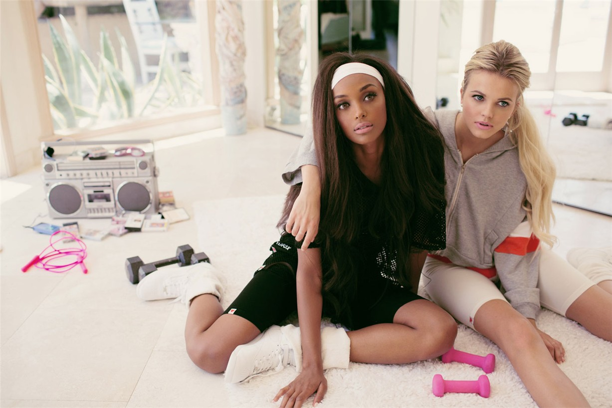 Wildfox Resort 2014 - Dreamhouse for Barbie / Merethe Hopland & Kirby Griffin by Mark Hunter