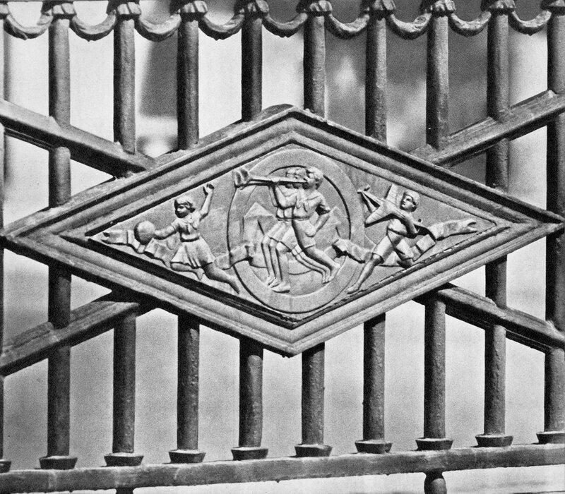 Силин (Пионерский) мост / Silin (Pioneers') Bridge