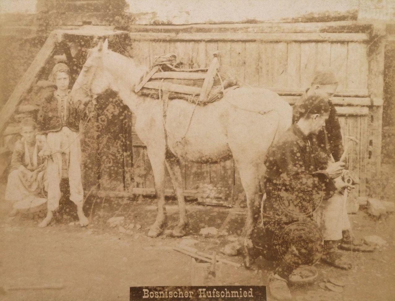Боснийский кузнец