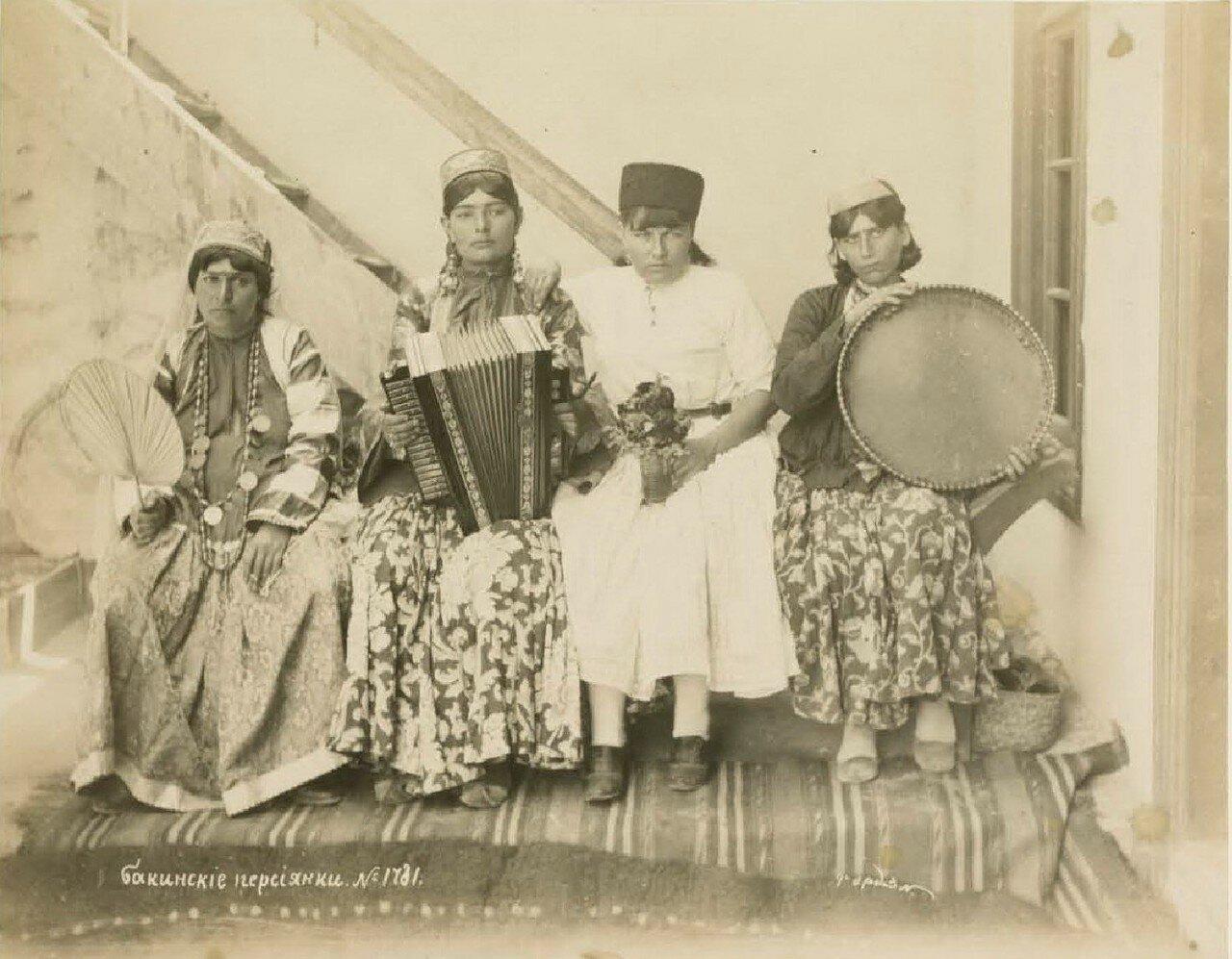 10. Бакинские персиянки