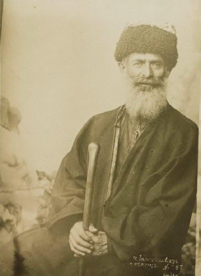19. Чеченец