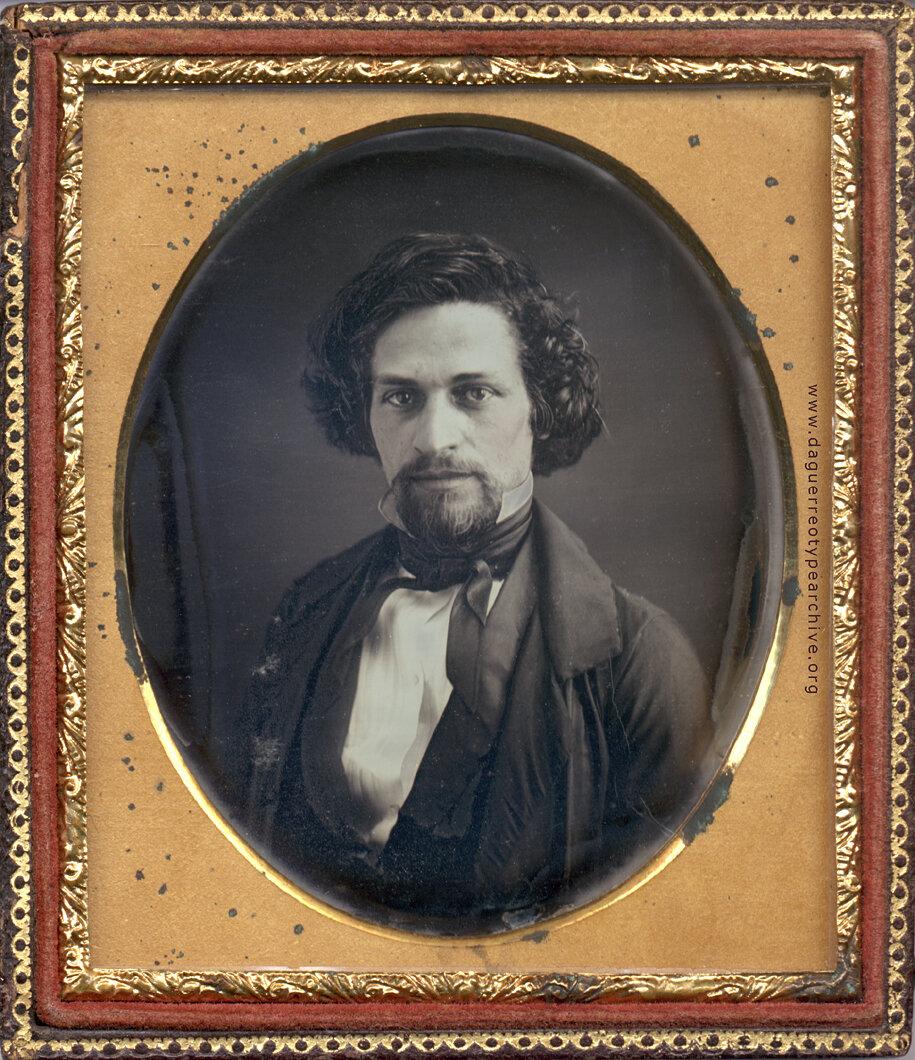 1840-е. Люциус Алонсо Хайн, автор, редактор и социальный реформатор