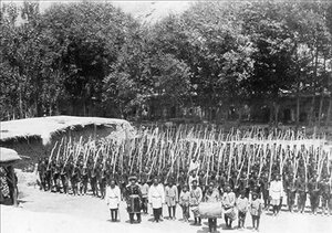 Бухарский батальон в Капай-Кхумбе